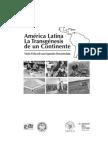 América Latina la transgénesis de un continente