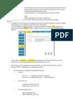 Configuracion Router,Parametros RED, DynDNS Para Server Web