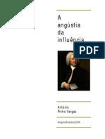 Antonio Pinho Vargas a Angustia Da cia