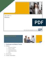 SAP CRM 7.0 – Actions