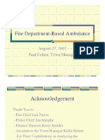Ambulance 07 Presentation Manager 082707