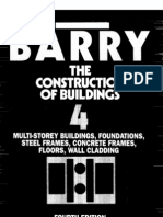Construction of Buildings Volume 4