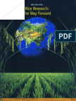 IRRI Annual Report 2000-2001