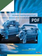 Liquid Ring Compressor and Vac Pumps SIHI