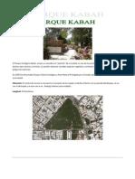 El Parque Ecológico Kabah