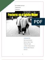 Fracturas en El Adulto Mayor