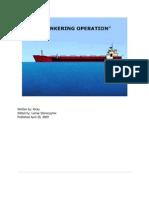 Fuel Ballast Operation