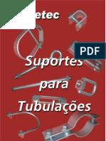 catalogo suporte tubulação