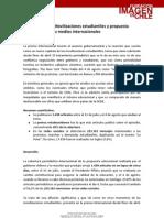 Monitoreo de las Redes Sociales. Chile (31jul-4ago)