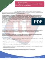 Resumen Ejecutivo Asesoría y Venta de Insumos de Oficina en Línea a las MIPYME en Tegucigalpa