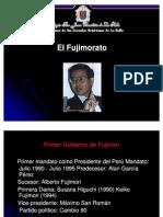 El Fujimorato