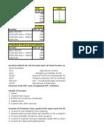 Taxation - CFP