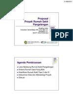 Green Impact Indo - 11 - Proposal Rumah Sakit Kelas C (C Class Hospital)