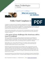 publiccloudcomplianceissues