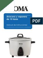ARC-730G SPANISH Instruction Manual