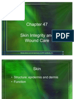 Skin integrity & wound care