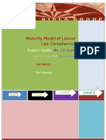 Maturity Model of Labor Law