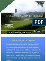 Caracterizacion de Cuencas