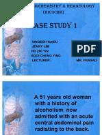Hematology Case Stdy 1 FINALE