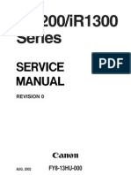 Canon Ir12xx Service Manual