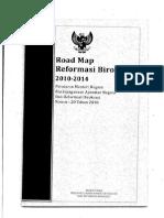 KepMenpan No 20 Th 2010 Road Map RB