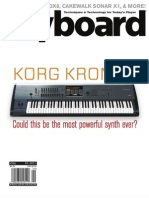 Keyboard Magazine - September 2011