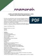 Registros Akashicos Sistema Annamorah 1 nivel Practicante