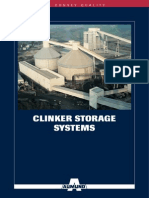 Clinker Storage Systems