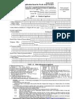 Delhi Police - Arms License Form