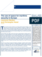 The Use of Space for Maritime Security in Europe