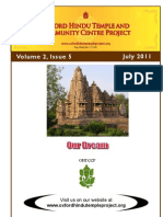 July Newsletter 2011