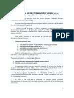 Bioetica Si Deontologie Asistenta Medicala