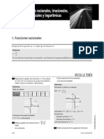 Tema11 Funciones Racionales Irracionales y Logaritmicas