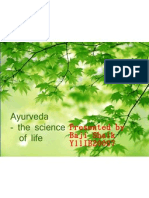 Ayurvedic Industry Ppt