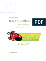 Rulebook_Virtual BAJA 2012