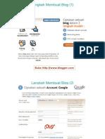 8492349 Langkah Membuat Blog
