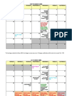 Assessment Calendar Fall 2008 PDF