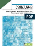 Investir l'argent public dans les paradis fiscaux pour aider les pauvres ?