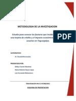 Estudio para conocer los factores que inciden al obtener una tarjeta de crédito y el impacto económico actual de los usuarios en Tegucigalpa