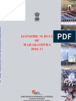 Maharashtra Economic Survey 2010-11