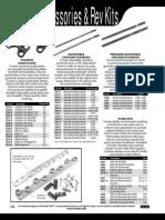 Pushrod Accessories & Rev Kits