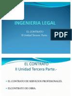 Ingenieria Legal 2 Unidad 3 Parte.