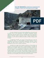 BIC Gran Bóveda de la Presa de Aldeadávila. IAAC de Aragón