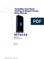 Netgear DGND3300 Setup Manual