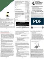 New Jersey 2011-2012 Migratory Bird Regulations Booklet