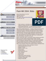 Flash MX 2004. Biblia