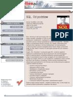 SQL. Od podstaw