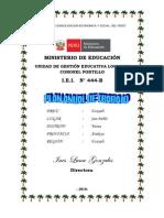 Plan Anual de Trabajo Inicial 2011