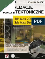 Wizualizacje architektoniczne. 3ds Max 2011 i 3ds Max Design 2011