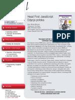 Head First JavaScript. Edycja polska (Rusz głową!)